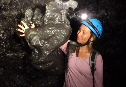 Dodo Tunnel de lave Réunion